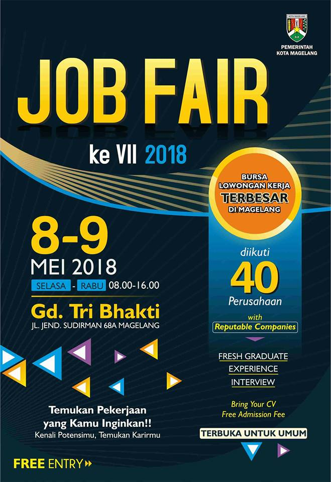 JOB FAIR Ke VII 2018