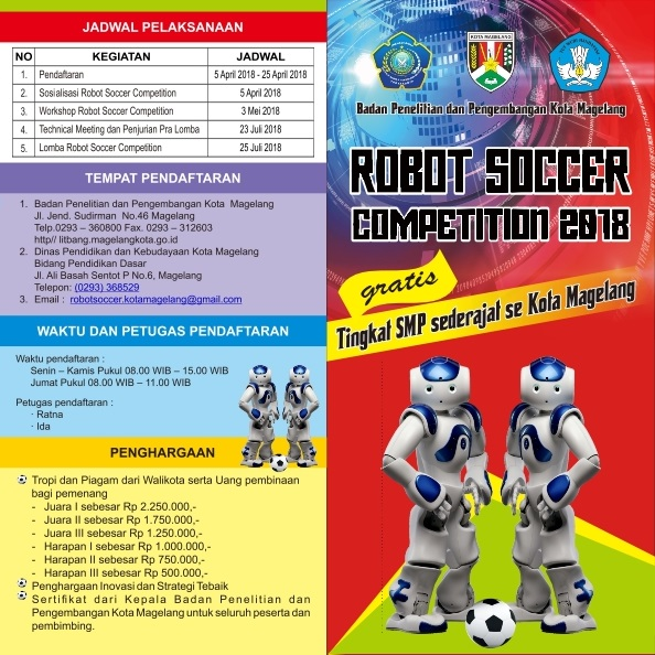 Robot Soccer Competition 2018